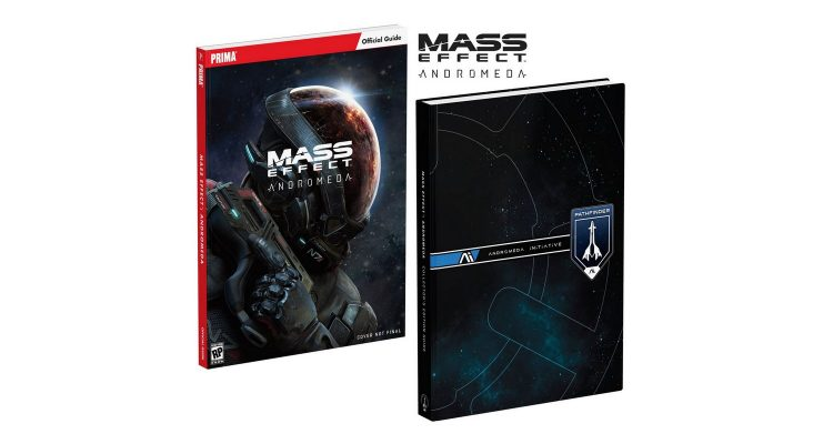 Prima Guide Mass Effect Andromeda