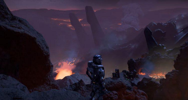 Mass Effect Andromeda au CES 2017