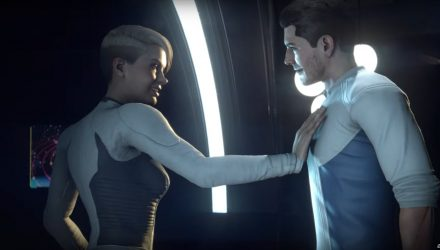 Nouvelle bande annonce de Mass Effect Andromeda