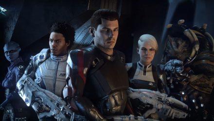 Mass Effect Andromeda, Squadmate