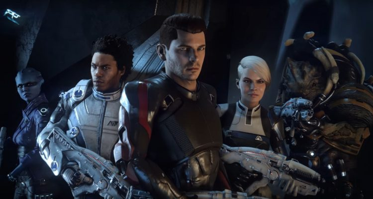 Mass Effect Andromeda, Squadmate