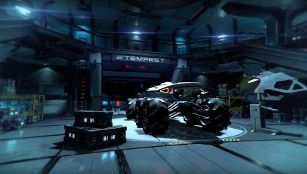 Présentation du Nomad et Tempest de Mass Effect Andromeda