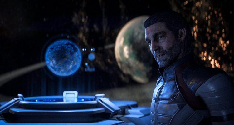 Alec Ryder, images de Mass Effect Andromeda