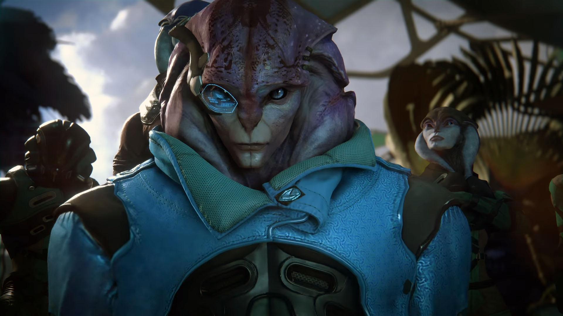 Jaal Ama Darav, Mass Effect Andromeda