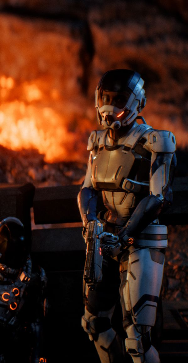 Mass Effect Andromeda : preview