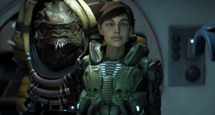 Mass Effect Andromede - La mission de loyauté de Peebee