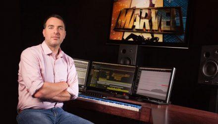 John Paesano, compositeur de Mass Effect Andromeda