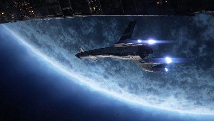 Mass Effect et Andromeda et l'ESA