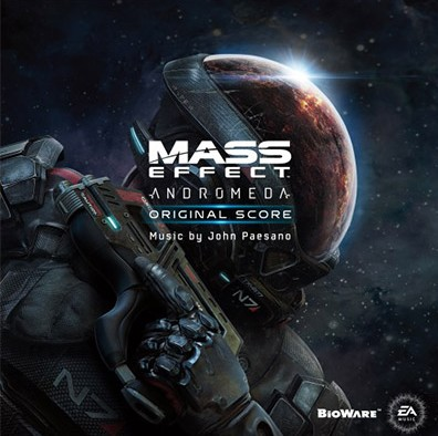 OST Mass Effect Andromeda