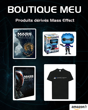 Guide des romances de Mass Effect Andromeda