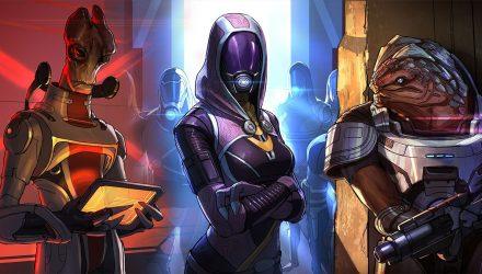 10 ans de la trilogie Mass Effect